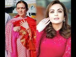 Neeta Ambani post her makeover