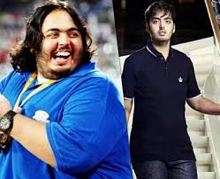 Anant Ambani after weight loss