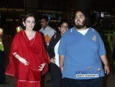 Fat to Fit - Anant Ambani and Neeta Ambani
