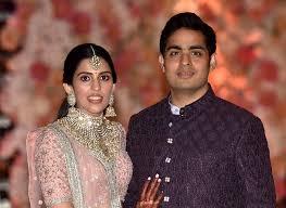 Mr and Mrs. Anant Ambani